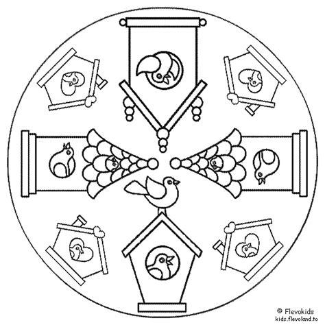 Kleurplaat Mandala Kleuters by Mandala S Voor Kleuters Zoeken Mandala