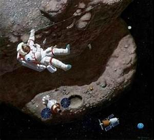 Tools for Asteroid Mining - Pics about space