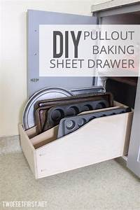 30 awesome diy storage ideas With best brand of paint for kitchen cabinets with fabric wall art diy