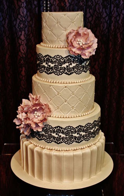 Indian Weddings Inspirations Ivory Wedding Cake Repinned