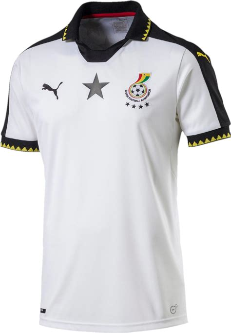 color line t shirt 2017 africa cup kit released footy headlines
