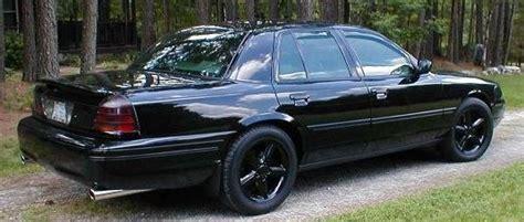 phillydonkryda  ford crown victorialx sedan  specs