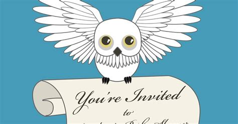 notoriousstar designs harry potter baby shower invitation