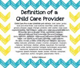 Child Care Provider Quotes