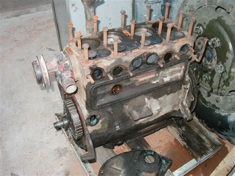 FS: Willys 440 L134 Engine (w/Pic) SOLD   G503 Military