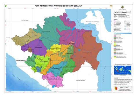 administrasi sumatera selatan   kabupaten oki