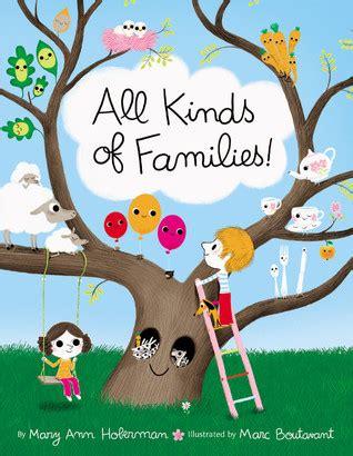 kinds  families  mary ann hoberman