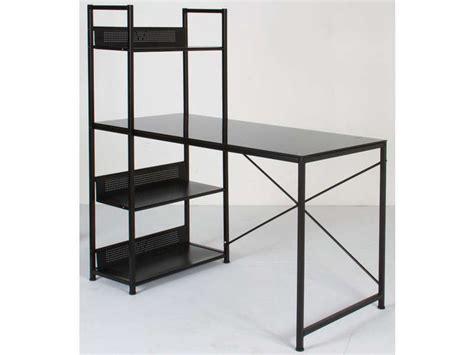 bureau design verre metal bureau metal et verre maison design wiblia com
