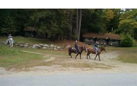 pony horseback riding ranch painted ruggiero business lake george ny luzerne