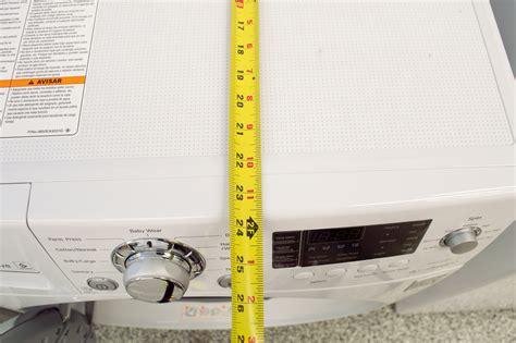 Lg Wm1377hw 24inch Compac Washing Machine Review