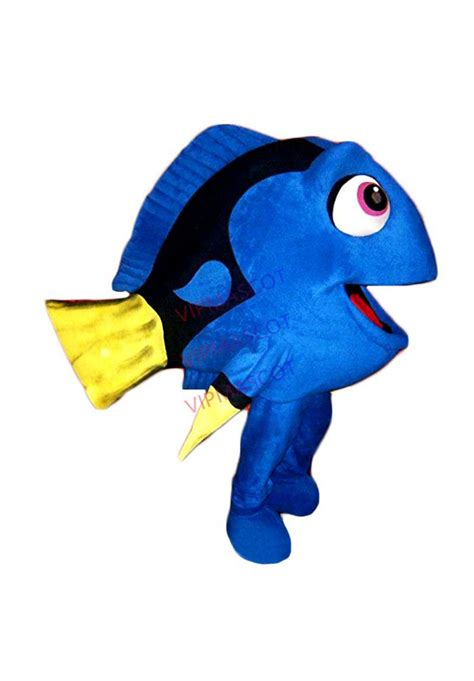 Free Shipping Adult Size Funny Fish Mascot Hot Sold Dress ...