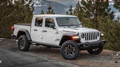 jeep gladiator starts   rubicon costs
