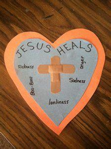 jesus healed  royal officials son bible craft children