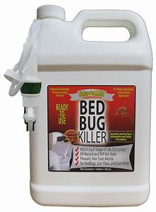 Rodent Chart Bed Bug Killer 1 Gallon Ready To Use Nature 39 S Mace