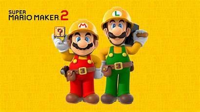 Mario Maker Super Smb Smm2 Bros Version