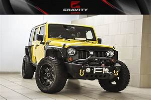2009 Jeep Wrangler Unlimited X Stock   703033 For Sale