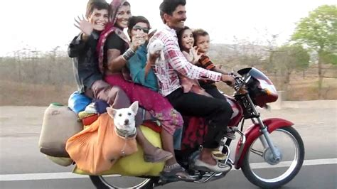 18 Funny, Weird, Crazy People On Motorcycles Bike