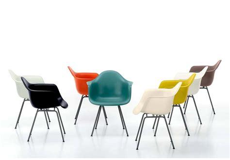Eames Plastic Armchair Dax Poltrona Vitra
