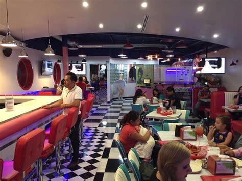 Retro Classic Diner, Mexico City