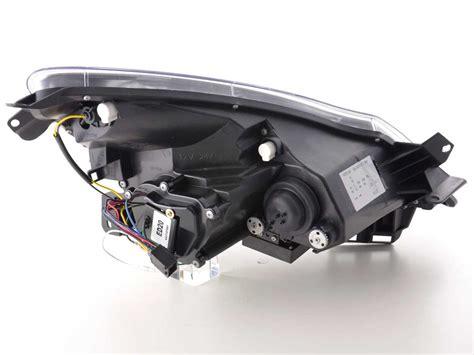 corsa d scheinwerfer tuning shop tagfahrlicht scheinwerfer daylight opel corsa d bj 06 schwarz kaufen