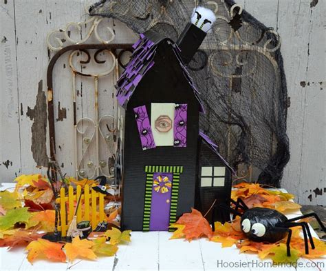 duck tape haunted house fun family crafts