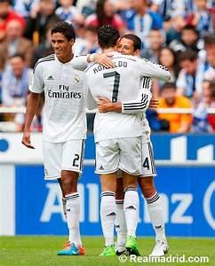 Varane Ronaldo Chicharito   Real Madrid.   Pinterest   Ronaldo