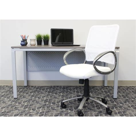 white mesh back task chair b6406 wt the home depot