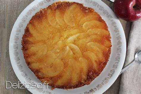 recette de cuisine de nos grand mere le quatre quart aux pommes de grand mère délizioso