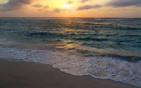 Sunrise Aruba Beach Wallpapers Hd Desktop And Mobile