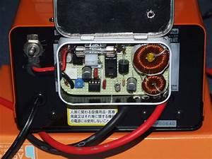 Desulfator For 12v Car Batteries  In An Altoids Tin