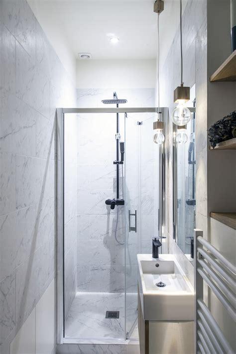 refurbished paris studio apartment integrates storage