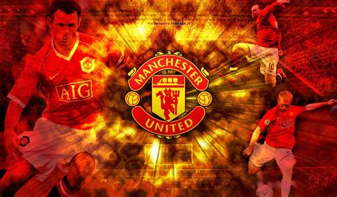 manchester united fc  hd wallpapers