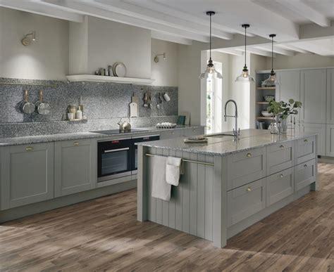 Fairford Grey kitchen