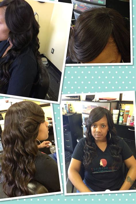 Sew In Hairstyles With No Hair Out by Sew In No Leave Out Thairapy Salon Hair Styles