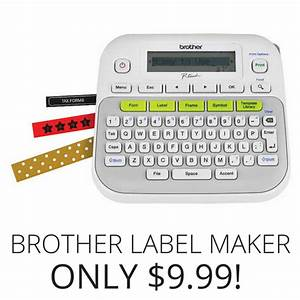 brother label maker just 999 free prime shipping reg With free shipping label maker