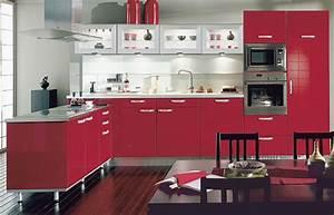 Plaque Décorative Pour Cuisine : d coration cuisine contemporaine ~ Premium-room.com Idées de Décoration