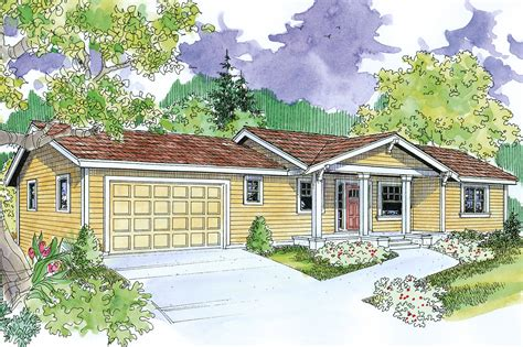 ranch house plans gatsby    designs