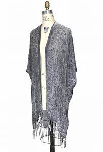 Art Deco Haus : the art deco renaissance floral silk velvet burnout beaded ~ Watch28wear.com Haus und Dekorationen