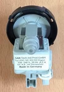 Miele Waschmaschine Pumpe : pumpe ablaufpumpe miele 6696271 alternativ von miele ~ Michelbontemps.com Haus und Dekorationen