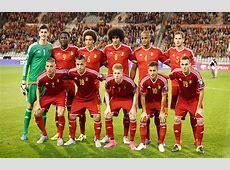 Belgium squad profiles