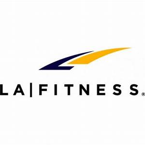 La Fitness Logo Vector (AI) Download For Free