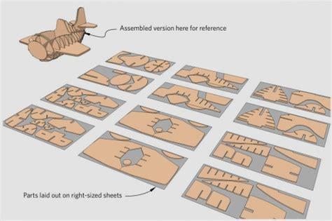 Laser Cut L Plans by Laser Cut Costume
