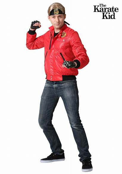 Cobra Kai Karate Kid Jacket Adult Costumes