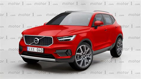 volvo xc rendered  ready   road