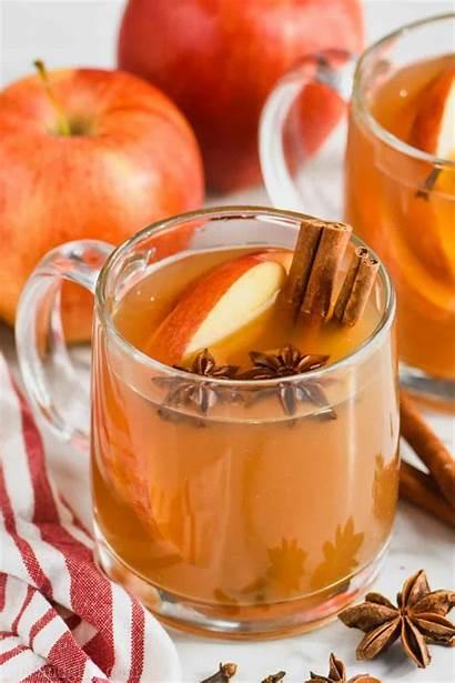 Cider Apple Spiced Fall Crockpot Drink Juice