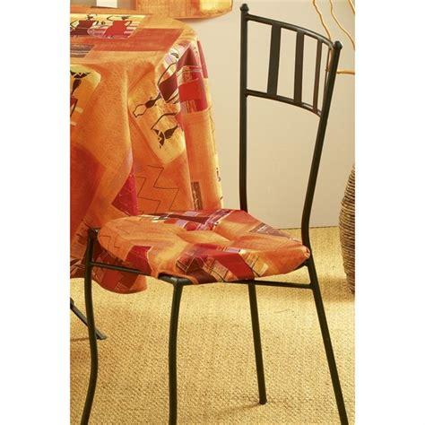 galette de chaise 40x40 photo galette de chaise a rabat