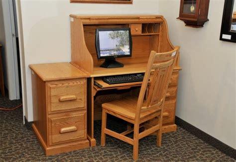 desk file cabinet oak desk file cabinet 040 the amish connection solid