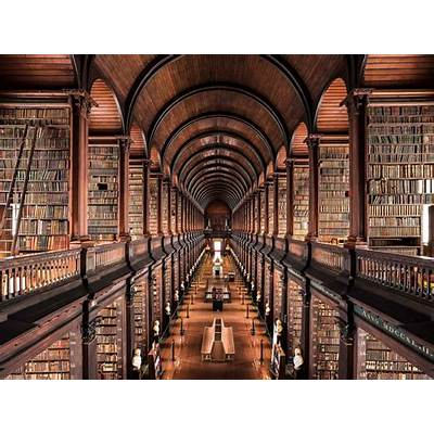 The world's most beautiful libraries captured by Thibaud