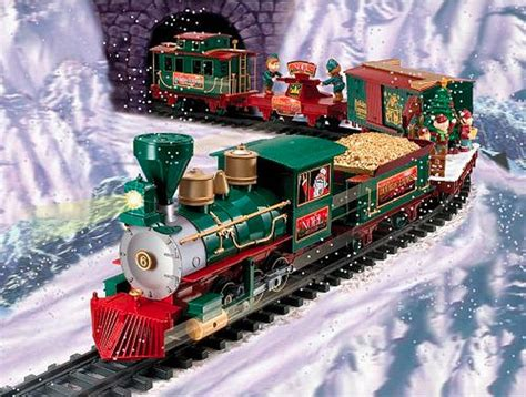 toy train going around top of a tree top 10 best sets for the tree