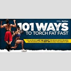 101 Ways To Torch Fat Fast